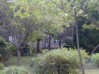 Lake House in Natural Setting Near L.I. Wineries, Southold