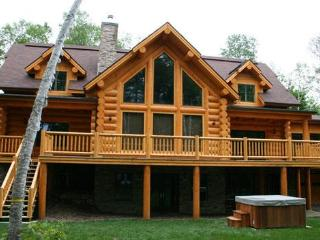 3-8 bedroom waterfront chalets in Mont Tremblant