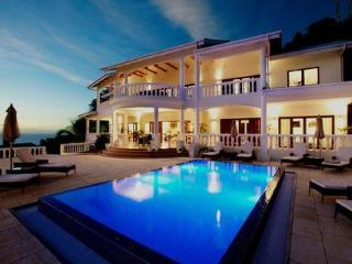 Luxury Villa with Infinity Pool and Ocean View - Mahe Island vacation rentals