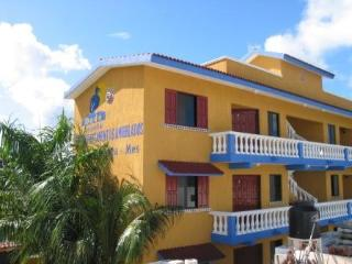 Furnished Affordable Apartment  In Cozumel Mexico.