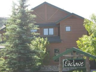 Enclave Townhome #3324 ~3 Bedrooms, Steamboat Springs