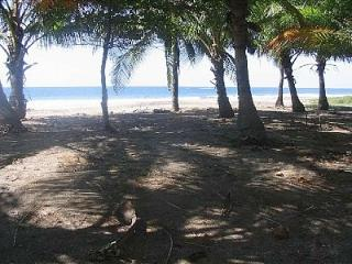 Costa Rica Paradise Right on the Beach, Playa Junquillal