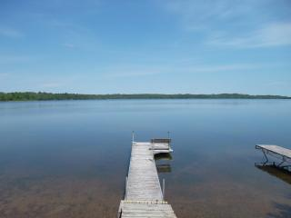 Great 2 Bed right on Big Portage Lake- Sandy Beach, Backus