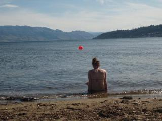 At The Beach/Abbott Lakehouse BNB, Kelowna