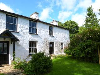 HILL FARM HOUSE, character, woodburner, stone walls, rural setting in Cowgill near Dent, Ref 15771