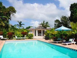 6 BR Villa/Beach access /Golf/ + full staff/driver, Ocho Rios