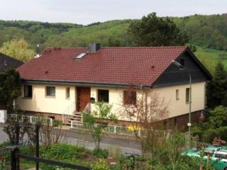 Vacation Apartment in Weilburg - 1076 sqft, modern,spacious, comfortable (# 2965)