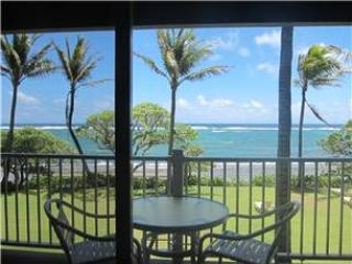 Kapaa Shore Resort #207-NEW!Oceanfrnt,2nd fl - Kauai vacation rentals