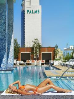 Palms Place Pool - if you are not wanting to go to the massive Palms Pool