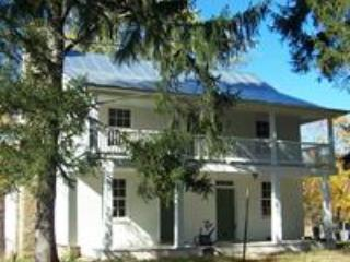 Historic Demory- Wortman Home on 900 acre property - Virginia vacation rentals
