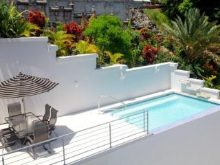 Paradise Hill apartment with view of Caribbean Sea, Rincón