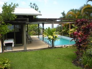 Kona Coffee Farm Cottage - Holualoa vacation rentals