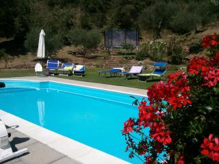 Villa Near Cortona with Two Apartments Ideal for Families - Casa Lola, Terontola