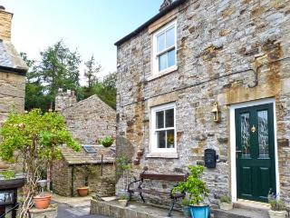 OWL COTTAGE, romantic pet friendly cottage, ideal Dales base, close amenities in Middleton in Teesdale Ref 16282