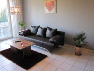 Vacation Apartment in Waghäusel - 603 sqft, beautiful, clean, quiet (# 3026)