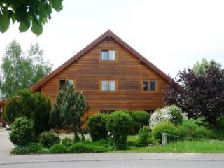 Vacation Apartment in Holzmaden - 926 sqft, spacious, comfortable, well furnished (# 3037)
