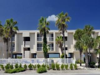 Sunset Terrace Beach Front Condo - 205, Bradenton Beach