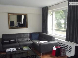 Stylish 2 bed with balcony & views, Dalston, London