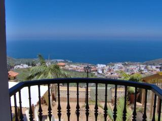 Panoramic sea view apartment Tenerife, Icod de los Vinos