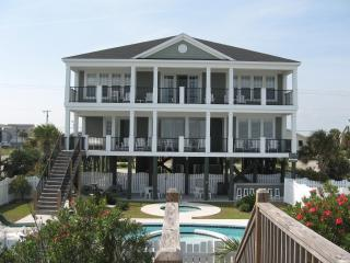 Oceanfront Pool/ Hot Tub 8BR/7.5B*10% off  Sept wk, Garden City Beach