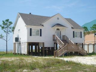 4BR Beachfront Home on Dauphin Island East End