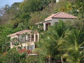 Villa Tryst at Hull Bay, North Shore, St. Thomas - Oceanfront, Amazing Sunset Views, Pool - Image 1 - Saint Thomas - rentals