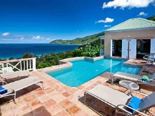 Murray House - Beautifully designed & spacious villa features pool & captivating island views, Tortola