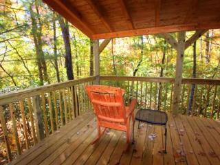 Laurel Knob-at the top of the ridge! Great deck!, Sapphire
