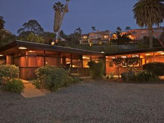 Mid-Century Modern Redwood and Glass La Jolla home - La Jolla vacation rentals