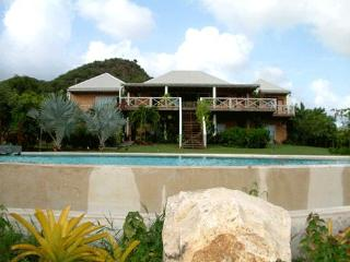 Lady Angel at Turtle Bay, English Harbour, Antigua - Ocean View, Pool, Tropical Gardens