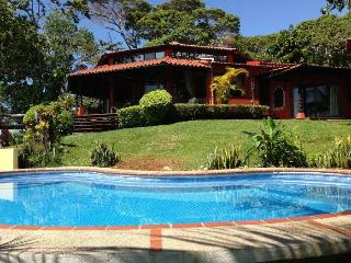 Casa Puertocito Point-Very Private, Panoramic View, Dominical
