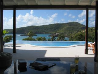 5 beds | 5 baths | pool | gardens | steps from the beach (v) - Saint Vincent and the Grenadines vacation rentals