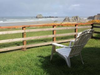 Ocean Vista The Cottage, slps 6 & a Studio slps 2, Bandon