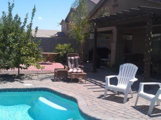 Escape Winter in AZ -4 bdm+HEATED POOL $600/wk, Florence