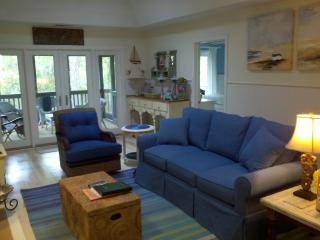 Beautiful  Cottage w/Full Resort Priv. Lagoon View - Kiawah Island vacation rentals