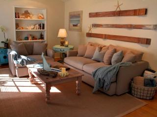 Pet Friendly Cottage, Chic Beach Decor, Immaculate - Pacific Grove vacation rentals