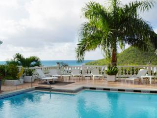 Villa Joelle at Anse Marcel, Saint Maarten- Ocean View, Pool, Very Private