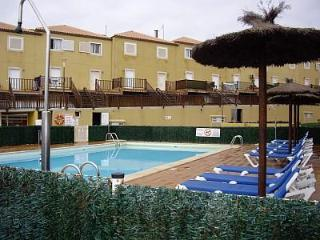 Lovely apartment with sea views, golf, WIFI, SATTV, Caleta de Fuste