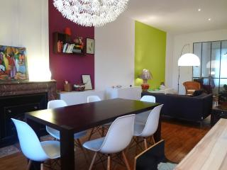 Nice and colorfull loft  in the center of Lyon