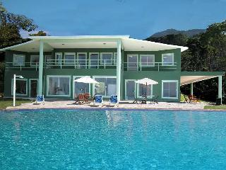 Luxury house with pool and fantastic view  Paraty