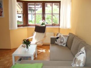 Vacation Apartment in Diessen am Ammersee - 753 sqft, central location, bright, friendly (# 3238)