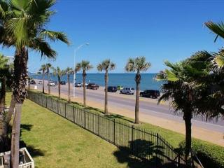 Dawn 228 lets you enjoy wonderful unobstructed ocean views from the balcony!, Galveston
