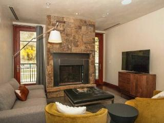 Your vacation in Vail is made even better when you stay in the heart of Vail Village inside this luxurious two bedroom vacation rental.