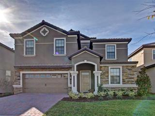 Grand opening! Luxurious 8bed/5ba golf pool house!, Davenport
