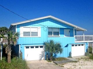 Blue Parrot Beach House, Sleeps 10, Beach Front, Summerhaven - Saint Augustine vacation rentals