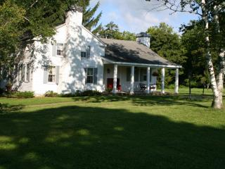 The Herrick House. Country Home: Fireplaces, Views, Canajoharie
