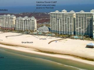 Beach Club'Nana Cabana' sleeps 7, great reviews ;), Gulf Shores
