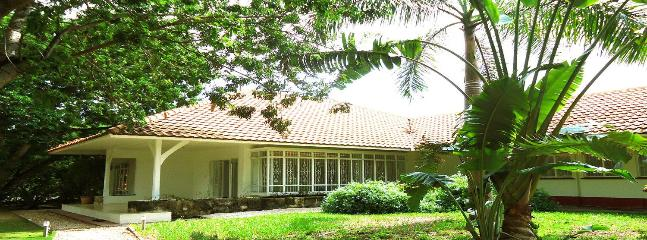 Authentic Dutch colonial villa that exudes the atmosphere of bygone times