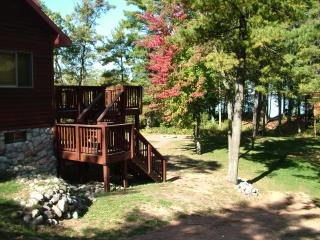 Sanctuary Shores on Castle Rock Lake, near WI Dell, Friendship