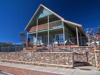 Historic downtown Pagosa Springs home, sleeps 8 - Pagosa Springs vacation rentals